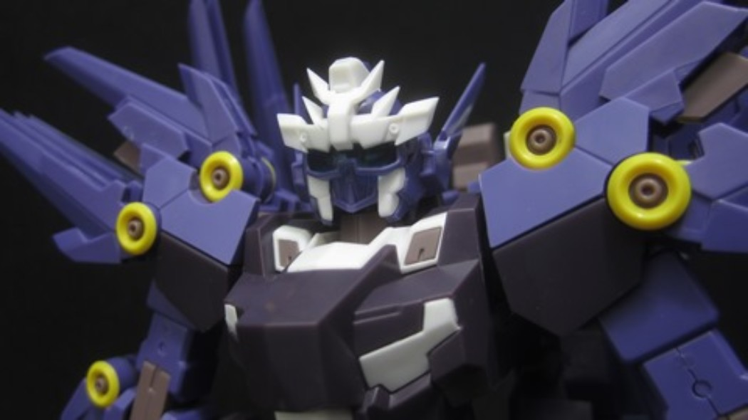 1/144 EX-Exbein by Kotobukiya (Part 2: Review)