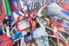 Red Five Battle of Ceres (1st Limited Edition) by Kotobukiya (Part 1: Unbox)