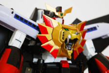 GX-68 Soul of Chogokin Gaogaigar by Bandai  (Part 2: Review)