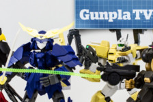 Gunpla TV – Episode 164 – HG Powered GM Cardigan – HG Grimoire – Special Guests