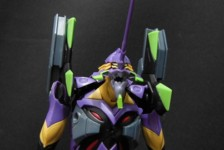 1/400 Evangelion EVA-13 by Kotobukiya (Part 2: Review)