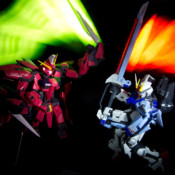 Gundam Photography Real Laser Effects Part 4: Beam Sword