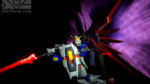 Gundam Photography Real Laser Effects Part 3: Beam Gun