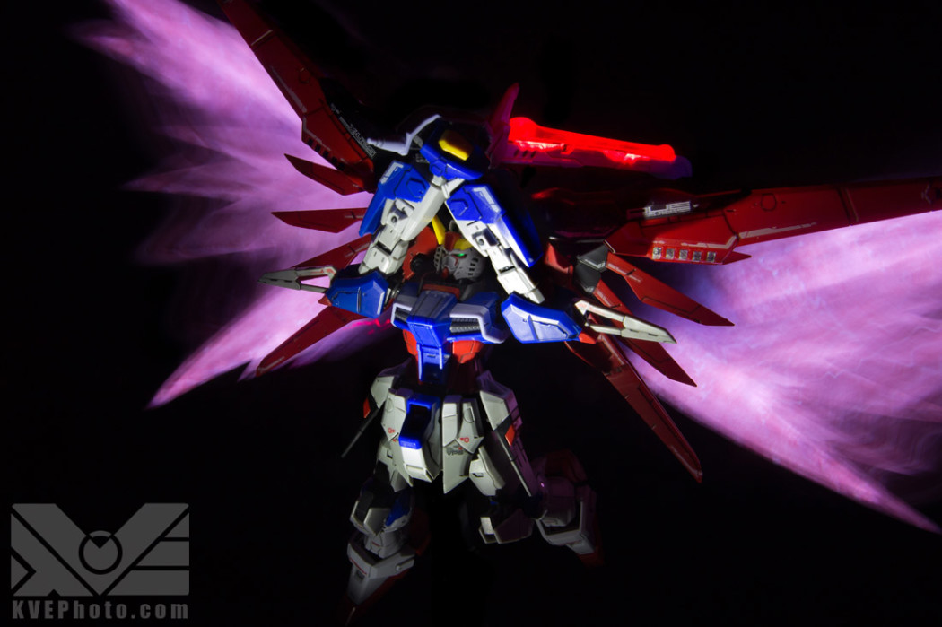 Gundam Photography Real Laser Effects Part One: Intro