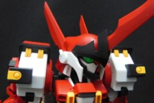 Alteisen Riese S.R.D-S 1st Production Limited Ver. by Kotobukiya (Part 2: Review)