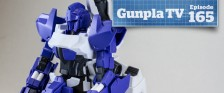 Gunpla TV – Episode 165 – RE/100 Mk.III! Mega Shiki! PG Unicorn!