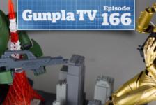 Gunpla TV – Episode 166 – Hi-Mock and New Releases!