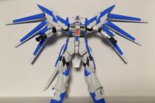 1/144 HGBF Hi-Nu Gundam Vrabe by Bandai