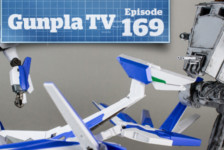 Gunpla TV – Episode 169 – Hi-Nu Gundam Vrabe & Star Wars AT-ST