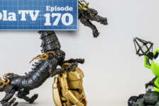 Gunpla TV – Episode 170 – New kits! Star Wars Eggs! Godzilla Tanks!