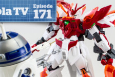 Gunpla TV – Episode 171 – Wing Gundam Zero Honoo! R2-D2! MG Double X preview!