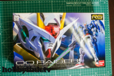 HobbyLink Unboxing – RG 00 Raiser!