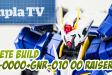 Gunpla TV Special – RG 00 Raiser Build!