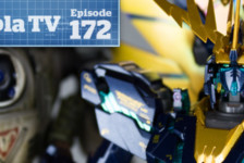 Gunpla TV – Episode 172 – GFF Norn! Titanfall's Atlas! MG Double X WIP!