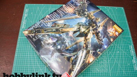 1-100 MG MSN-00100 Type 100 Hyakushiki Ver.2.0 by Bandai-1