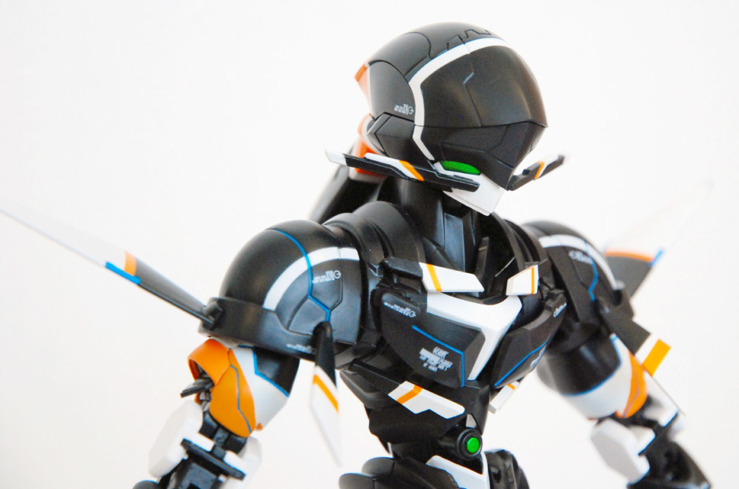 1/50 Full Action Model Chamber by Good Smile Company (Part 2: Review)