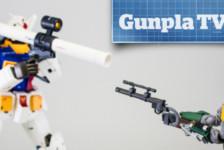 Gunpla TV – Episode 176 – GFF RX-78-02 – HG Guntank!