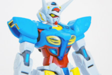 Robot Damashii G-Self by Bandai (Part 2: Review)