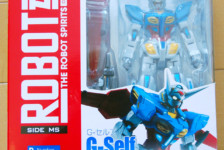 Robot Damashii G-Self by Bandai (Part 1: Unbox)