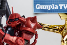 Gunpla TV – Episode 177 – MG Hyakushiki 2.0 – HG Origin Char's Zaku II!
