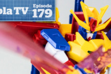 Gunpla TV – Episode 179 – Star Wars Newspaper – Gaia and Mash – HGBF Tryon 3 Review!