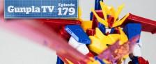 Gunpla TV – Episode 179 – Star Wars Newspaper – Gaia and Mash – HGBF Tryon 3 Review!