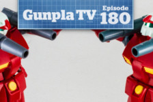 Gunpla TV – Episode 180 – HG Guncannon (1999) – HG Revive Guncannon Complete Build!