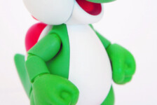 S.H.Figuarts Yoshi by Bandai (Part 2: Review)