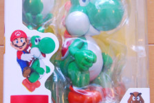 S.H.Figuarts Yoshi by Bandai (Part 1: Unbox)