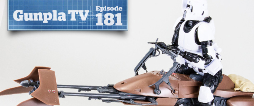 Gunpla TV – Episode 181 – MG Fenice Rinascita – New RX-78-2!