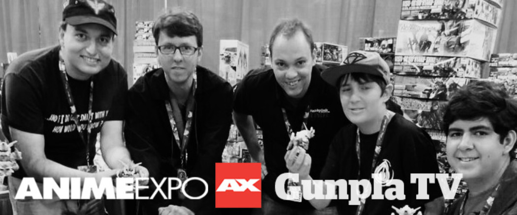 Gunpla TV Special – L.A. Anime Expo 2015