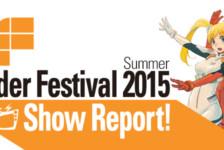 Wonder Festival 2015 Summer Show Report