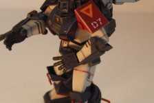 1/72 Combat Armor Dougram by Max Factory – Part Two – Build