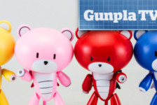 Gunpla TV – Episode 183 – MG Amazing Red Warrior Unboxing – The Girls' Petit'gguys!