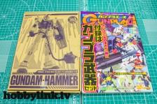 Gundam/Gunpla Ace HG Weapon Sets