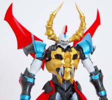 Gaiking The Knight by Sentinel (Part 2: Review)