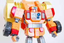 Soul of Chogokin GX-69 Goldymarg by Bandai (Part 2: Review)