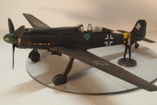 1/32 Focke Wulf Ta152H-1 by Volks – Part Two – Build