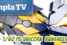 Gunpla TV Special –  1/60 PG Unicorn Banshee Norn Part 1