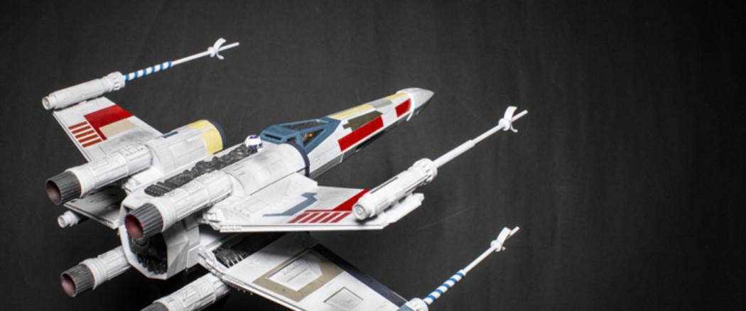HobbyLink TV Bandai Star Wars Kits Announcement
