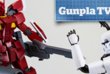 Gunpla TV – Episode 184 – MG Amazing Red Warrior – Sandtrooper – Revive Freedom!