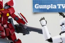 Gunpla TV – Episode 184 – MG Amazing Red Warrior – Sandtrooper – Revive Freedom!