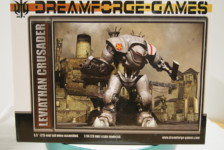 Dreamforge Leviathan – 28mm – 1/56 version – Part one: Unboxing
