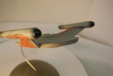 1/1000 Star Trek Romulan Bird of Prey by Polar Lights – Part Two – Build