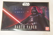 1/12 Star Wars Darth Vader by Bandai – Part One – Unboxing