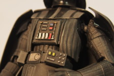 1/12 Star Wars Darth Vader by Bandai – Part Two – Build