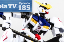 Gunpla TV – Episode 185 – Iron Blooded Gundams and the DeLorean!