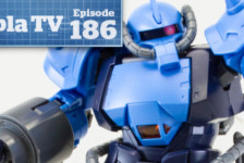 Gunpla TV – Episode 186 – Frame Robo – HG Gouf Prototype!