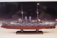 1/350 IJN BB Mikasa at The Battle of the Japan Sea by Hasegawa – Part One – Unboxing