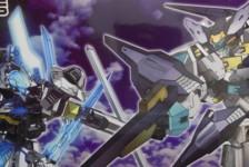 1/100 Frame Arms Versus Set by Kotobukiya (Part 1: Unbox)